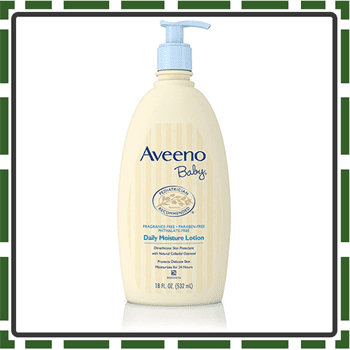 Best Delicate Baby Lotion